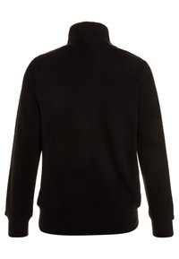 Benetton - Felpa aperta - black - 1