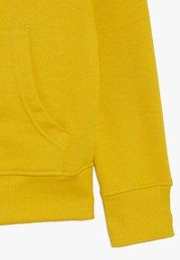Benetton - Bluza rozpinana - yellow - 2