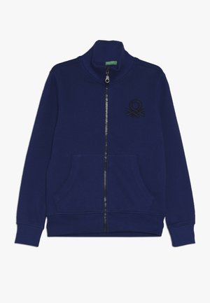 Bluza rozpinana - dark blue