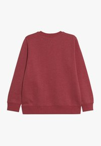Benetton - SWEATER - Mikina - red - 1