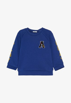 SWEATER - Felpa - dark blue