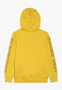 Benetton - SWEATER HOOD - Kapuzenpullover - yellow - 1