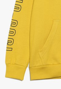 Benetton - SWEATER HOOD - Kapuzenpullover - yellow - 2