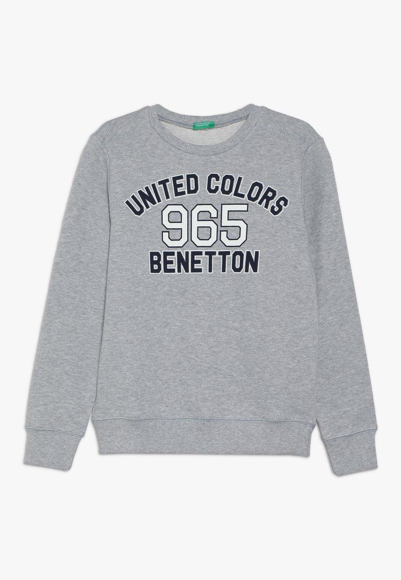 Benetton - Bluza - grey