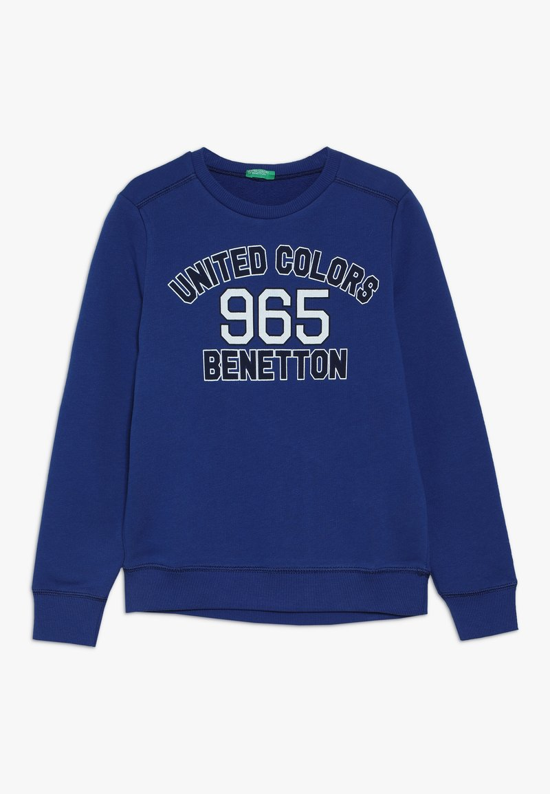 Benetton - Felpa - blue