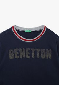 Benetton - SWEATER - Bluza - dark blue - 3
