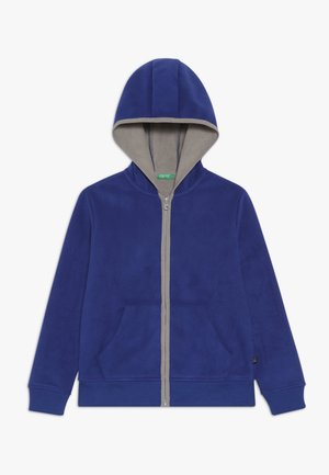 JACKET HOOD - Fleece jacket - royal