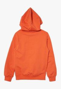 Benetton - HOOD - Hoodie - orange/red/yellow - 1