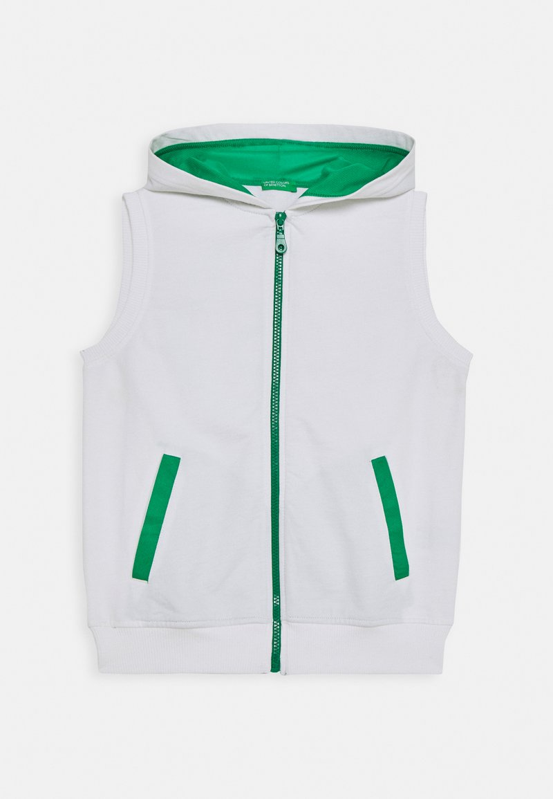 Benetton - HOOD - Smanicato - white