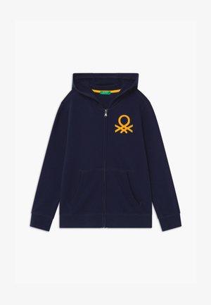 BASIC BOY  - Zip-up hoodie - dark blue