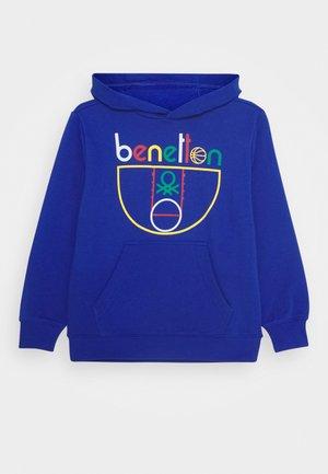BASIC BOY - Bluza z kapturem - blue