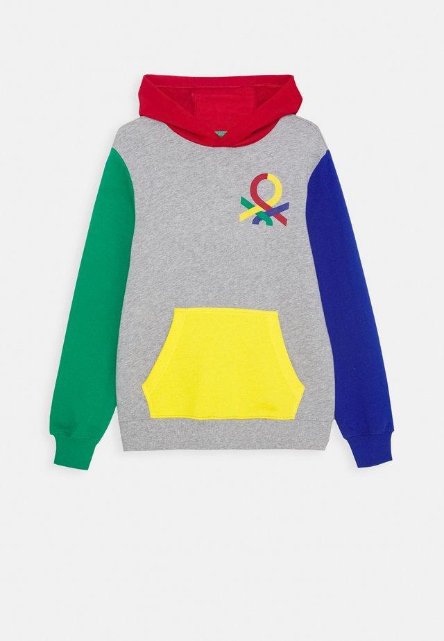 BASIC BOY - Jersey con capucha - multicolor