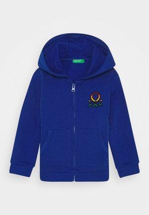 JACKET HOOD - Zip-up hoodie - blue