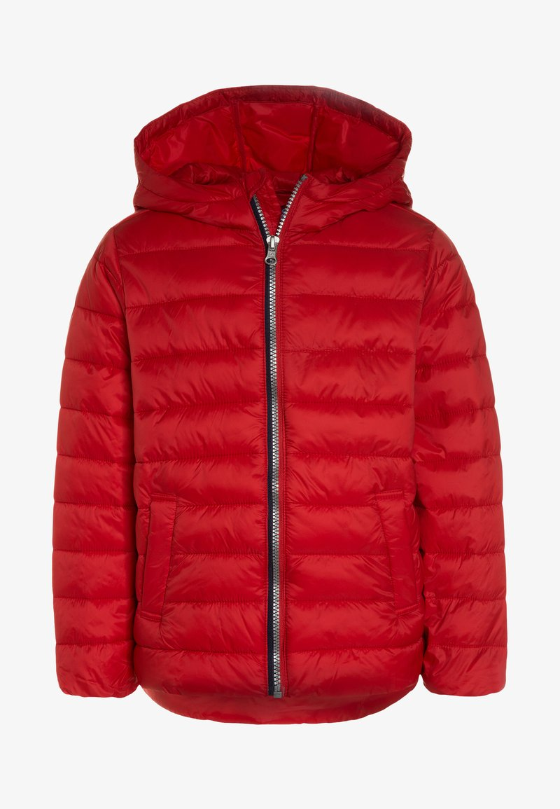 Benetton - JACKET BASIC - Välikausitakki - red
