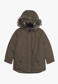 Benetton - JACKET - Winter coat - beige - 0