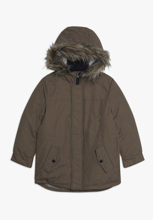 JACKET - Winter coat - beige