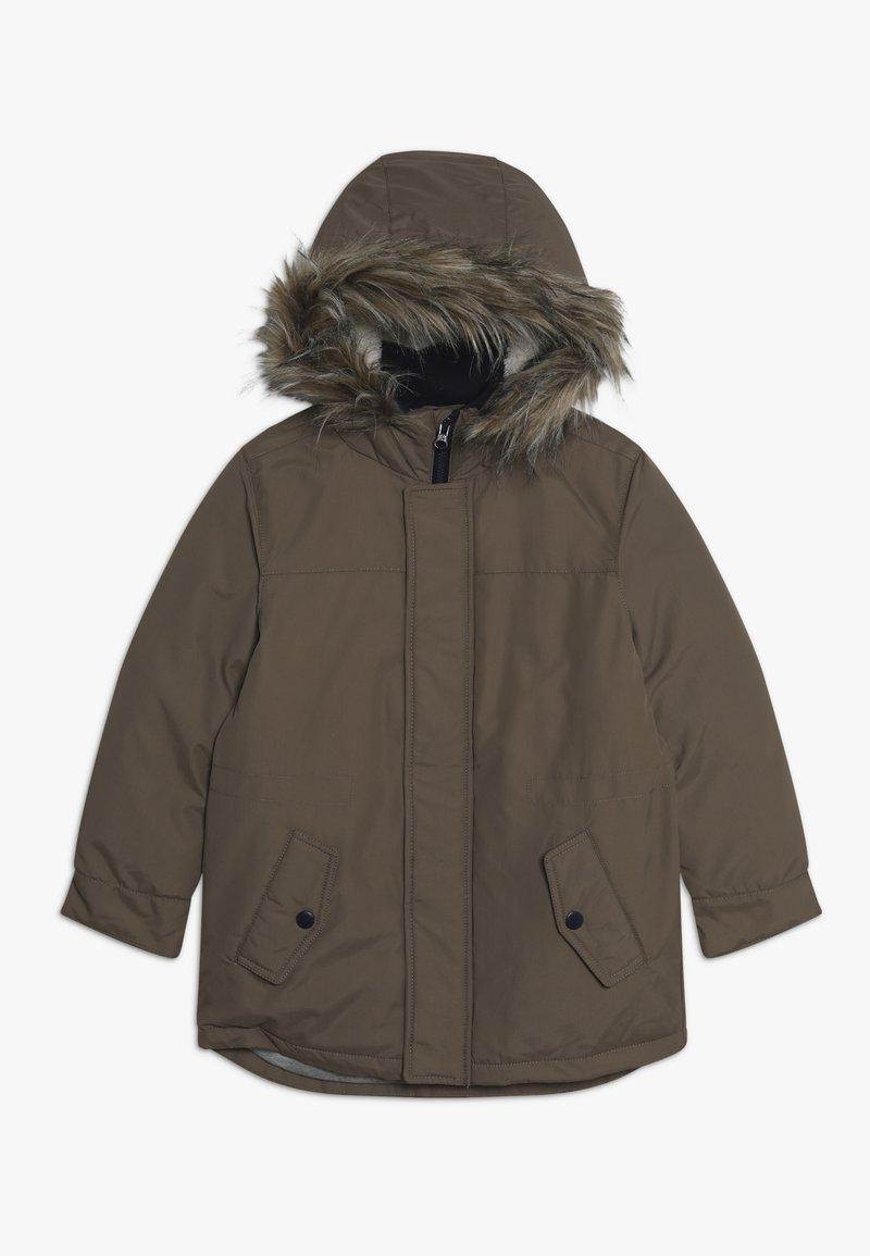Benetton - JACKET - Winter coat - beige
