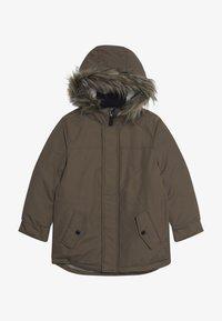 Benetton - JACKET - Winter coat - beige - 4
