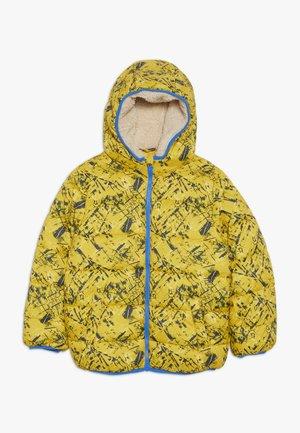 JACKET - Zimní bunda - yellow