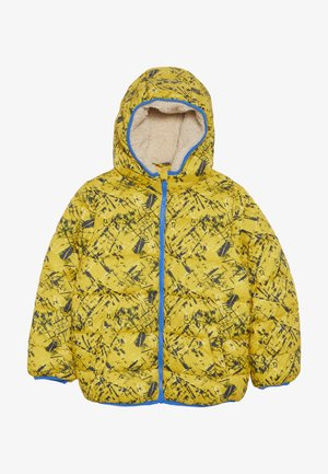 JACKET - Winter jacket - yellow