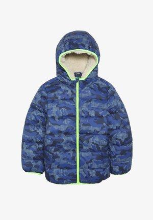 JACKET - Zimní bunda - blue
