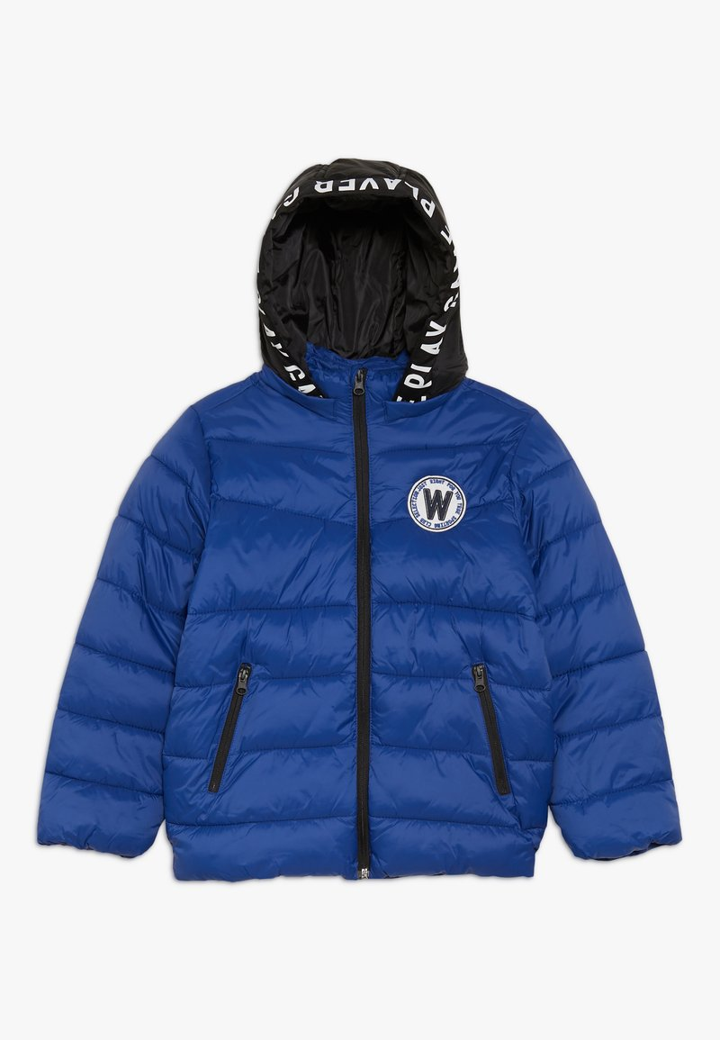 Benetton - JACKET - Winterjacke - blue