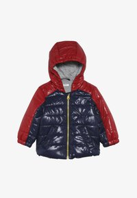 Benetton - JACKET - Zimní bunda - dark blue - 3