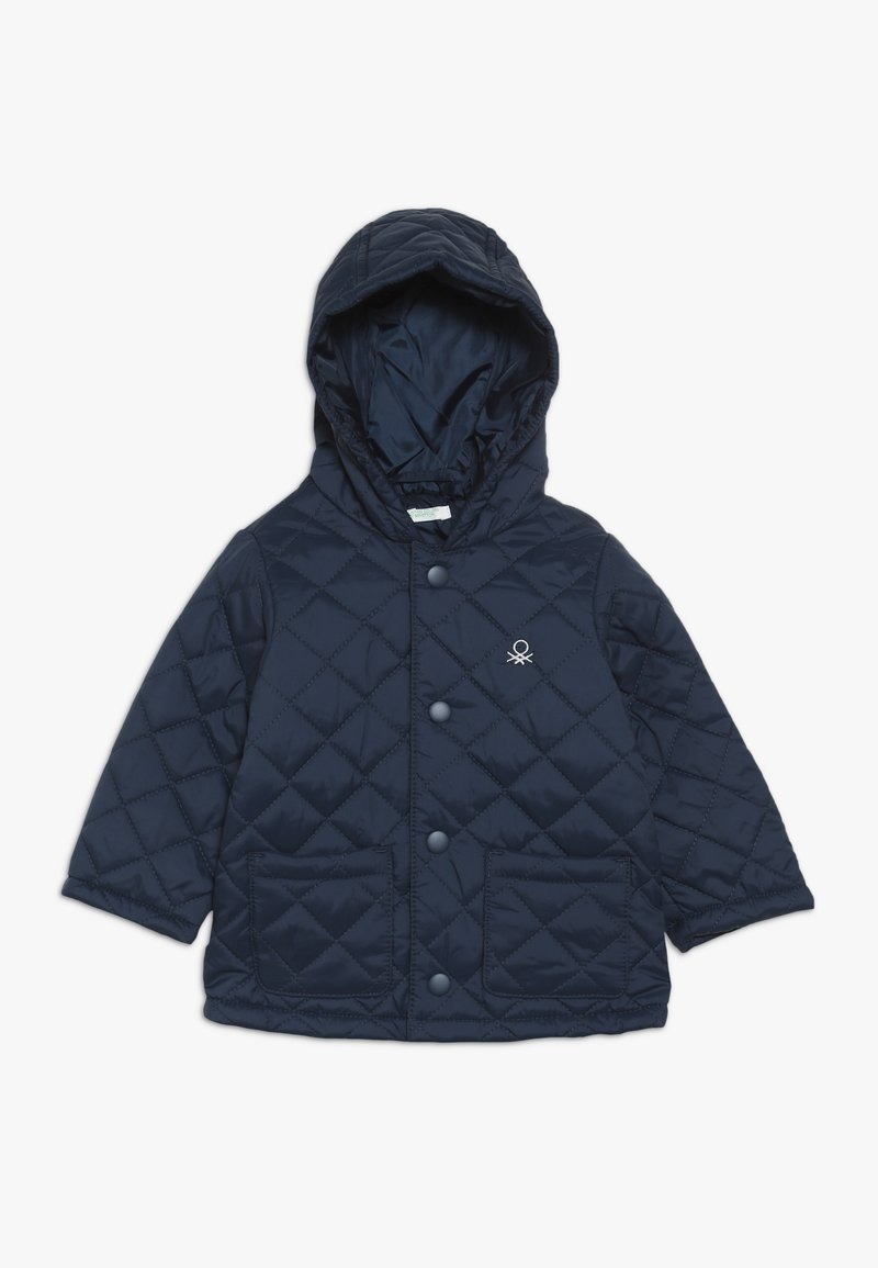Benetton - JACKET - Winter jacket - dark blue
