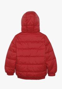 Benetton - JACKET - Zimní bunda - red - 1
