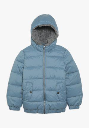 JACKET - Winter jacket - blue