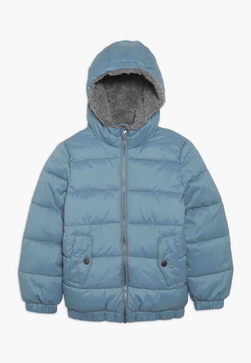 Benetton - JACKET - Zimní bunda - blue