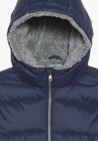 Benetton - JACKET - Zimní bunda - dark blue - 4