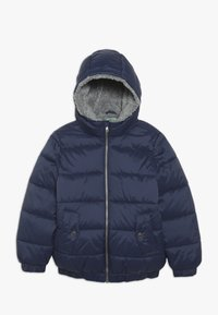 Benetton - JACKET - Zimní bunda - dark blue - 0