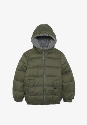 JACKET - Zimní bunda - khaki