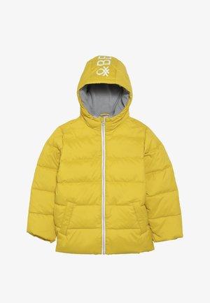 JACKET - Down jacket - yellow