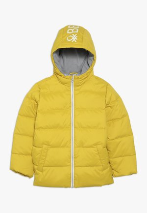 JACKET - Untuvatakki - yellow