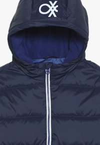 Benetton - JACKET - Piumino - dark blue - 4
