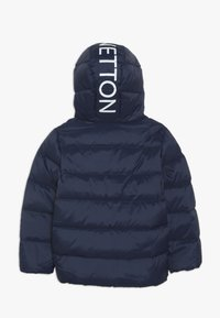 Benetton - JACKET - Piumino - dark blue