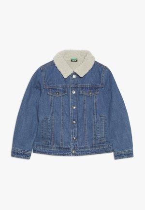 JACKET - Winter jacket - blue