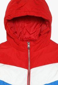 Benetton - Winter jacket - red - 4