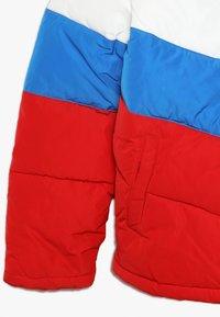 Benetton - Winter jacket - red - 2