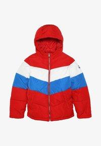 Benetton - Winter jacket - red - 3