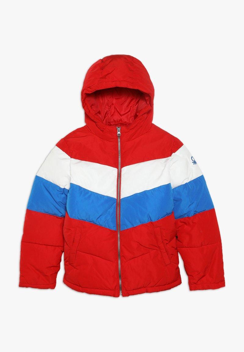 Benetton - Chaqueta de invierno - red
