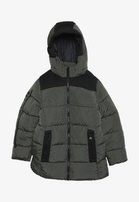 Benetton - Vinterkappa /-rock - khaki - 4