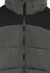 Benetton - Vinterkappa /-rock - khaki - 3