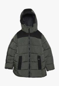 Benetton - Winter coat - khaki - 0