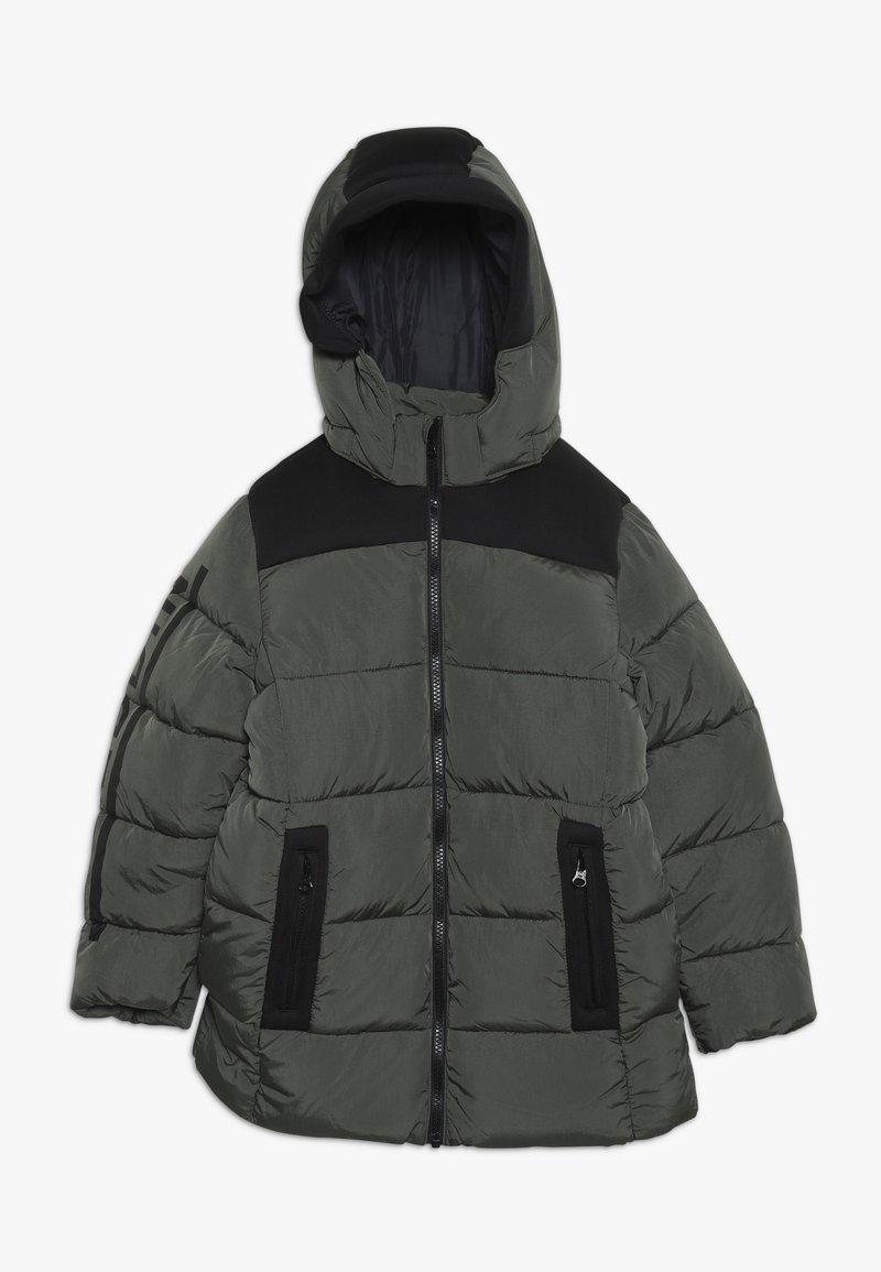 Benetton - Winter coat - khaki