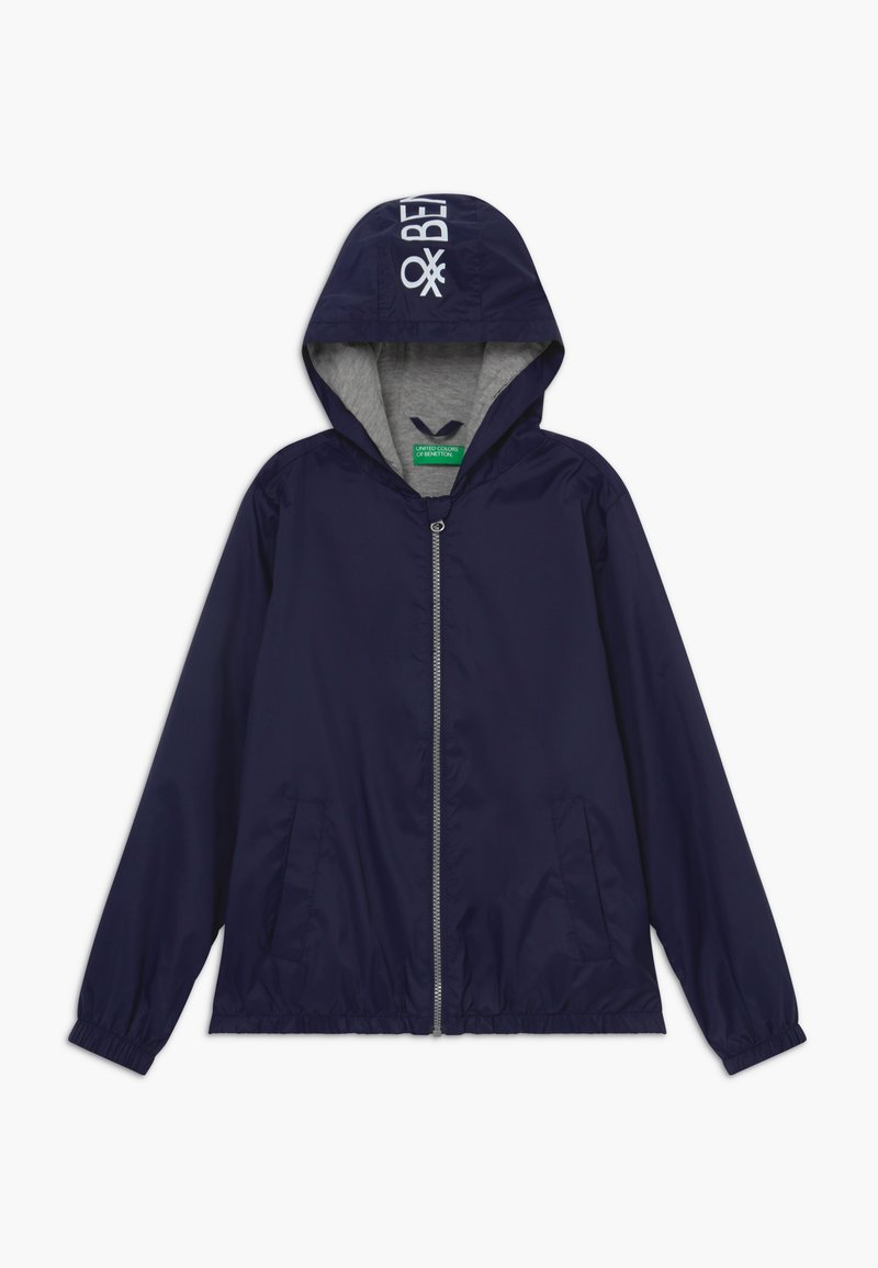 Benetton - Übergangsjacke - dark blue