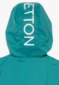Benetton - Kurtka przejściowa - green - 4