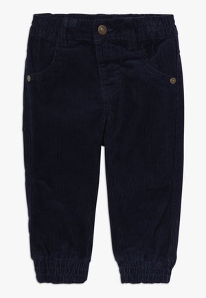 TROUSERS - Trousers - dark blue